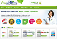 VitoPharma - Herbal Medicine Store - Crawley